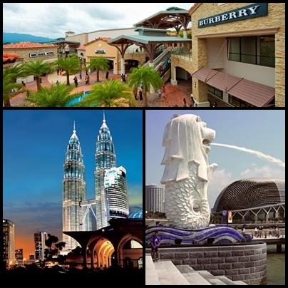 paket tour malaysia singapore