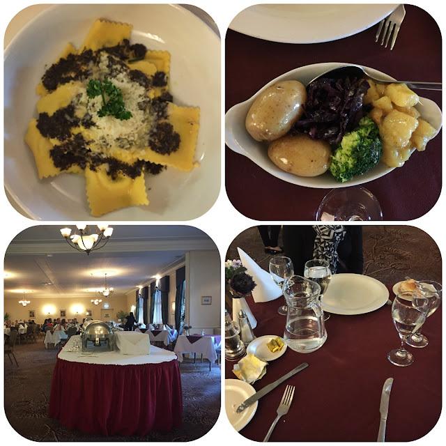 Ben Nevis Hotel & Leisure Club Dinner