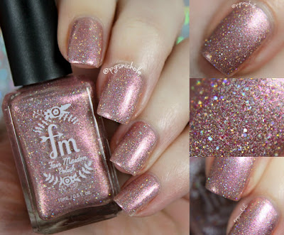 Fair Maiden Polish All The Whos in WhoVille | Merry Grinchmas Collection