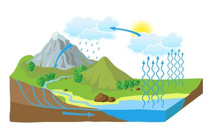 fenomena alam satu ini memang sudah tak diragukan lagi memiliki dampak yang signifikan ba Contoh Explanation Text about Rain dan Artinya