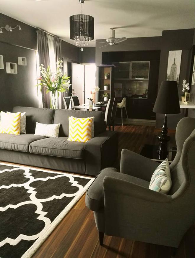 Kagum Dengan Orang Kreatif Yang Bijak Pandai Menggunakan Ruang Sepenuhnya Susunan Semua Perabot Kemas Nampak Cantik Sedap Mata Memandang Dan