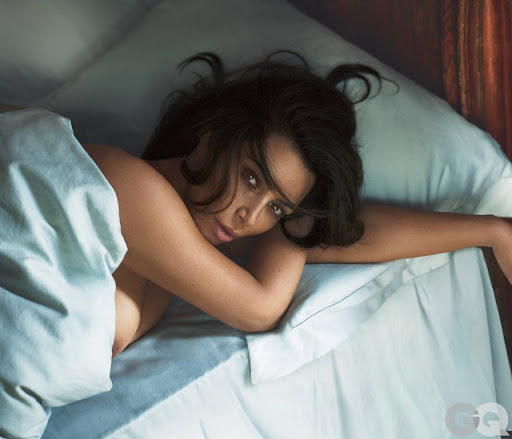 kim kardashian topless photo shoot gq magazine