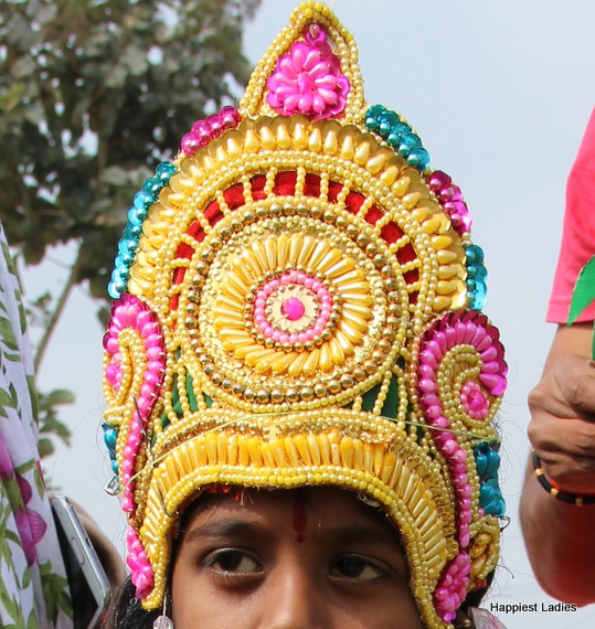 crown indian maharaja fancy dress