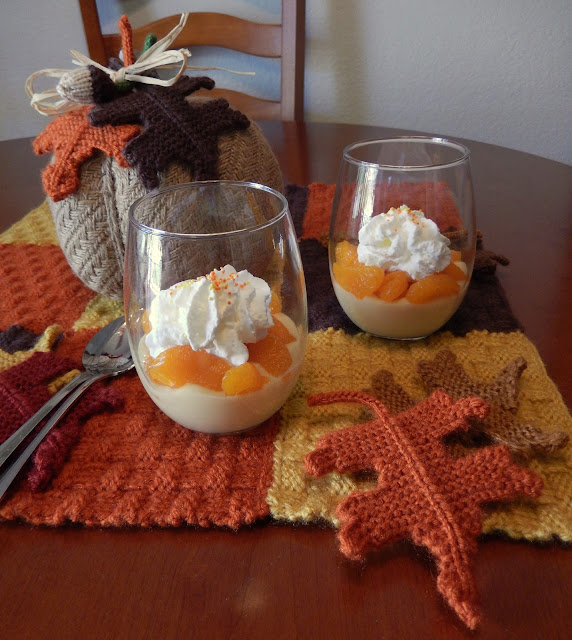 Fall%2Bpudding%2B3 Weight Loss Recipes Fall Dessert: Protein Pudding Parfaits