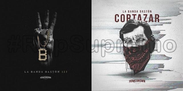 La Banda Bastön - 1, 2, 3, + Cortázar (Single) [2015]