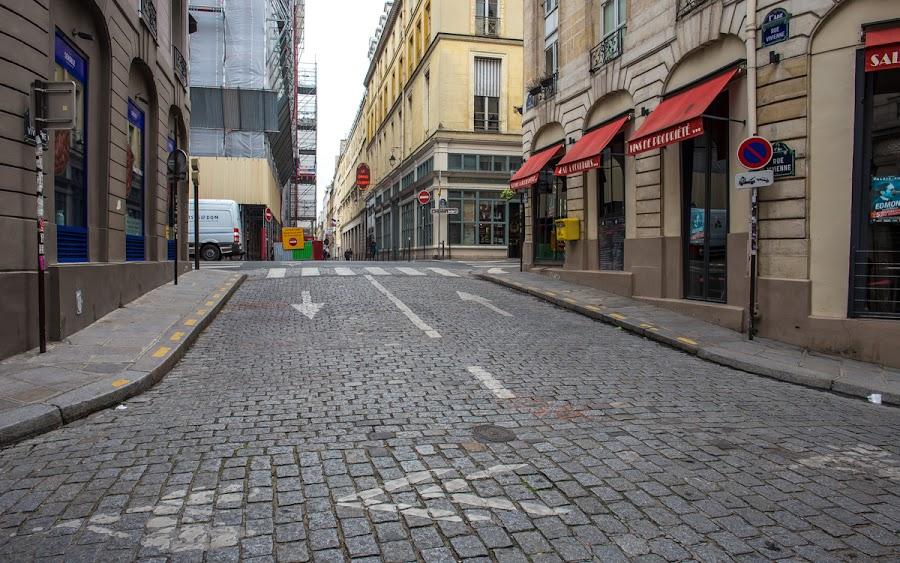 La rue Vivienne