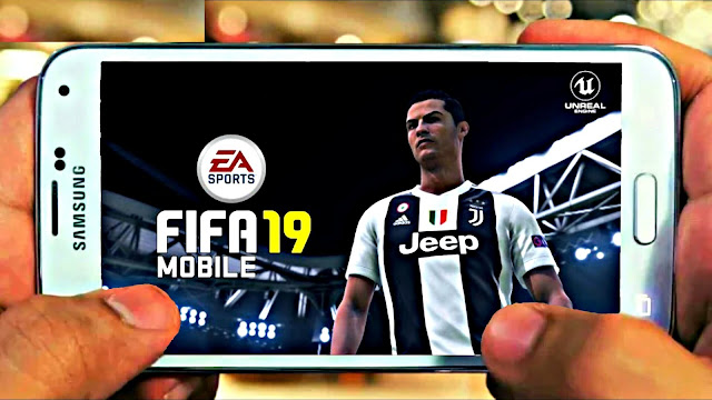 FIFA 19 Patch PES Android Offline 700 MB Best Graphics
