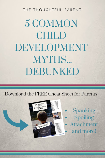 5 Common Child Development Myths...Debunked