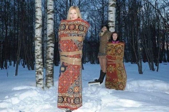 Такое возможно только в России (20 фото)