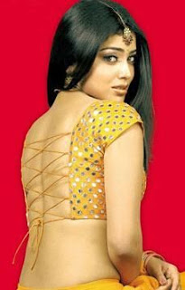 shriya saran backless