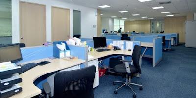 5 Tips Menyiasati Ruang kerja ang Sempit