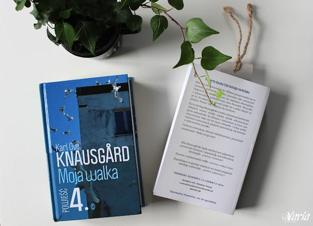 Moja walka T.4 - Karl Ove Knausgård