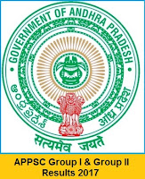 APPSC Results 2017