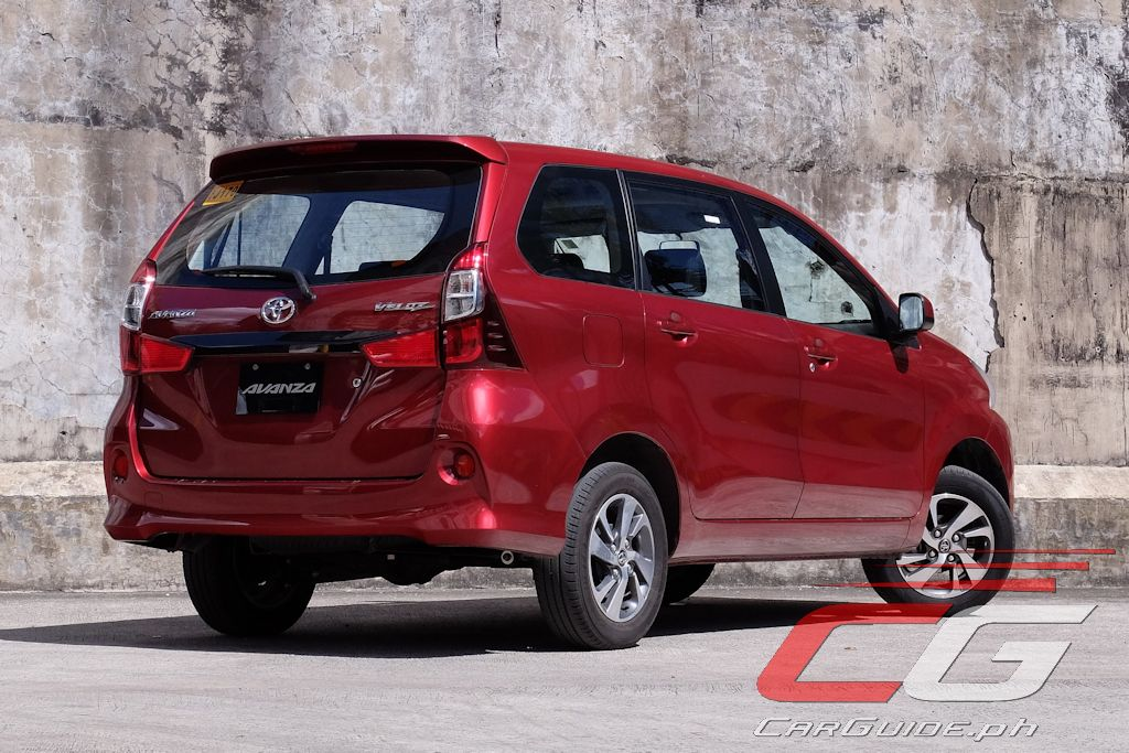 Review: 2018 Toyota Avanza Veloz