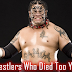 10 WCW Stars Who Died Too Young