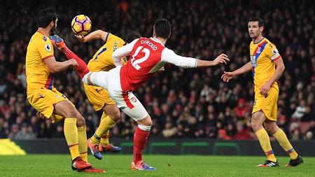 Assistir  Crystal Palace x Arsenal ao vivo 20/01/2018