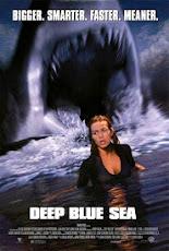 pelicula Alerta en lo Profundo (Deep Blue Sea) (1999)