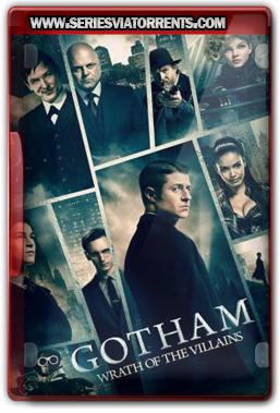 Gotham 2ª Temporada Torrent (Completa) – Dual Áudio WEB-DL 720p