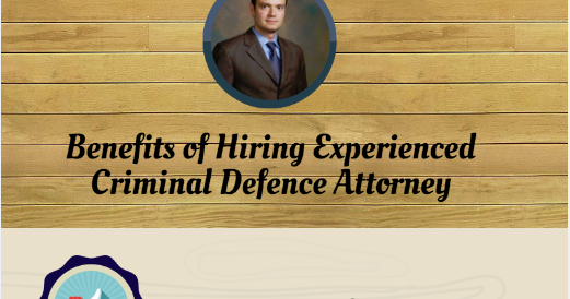 Benefits of Hiring an Experienced Criminal Defense Lawyer ~ Colorado Law Experts - The Law Offices Of Steven J. Pisani