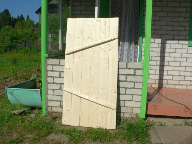 Window Door Self Made Wooden Shed Door Photos Diy Wood