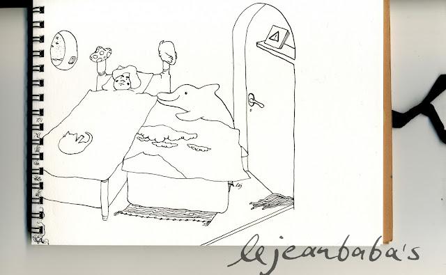 Nightroom / Nachtzimmer