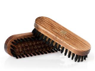 Cepillo de gamuza o limpiabotas
