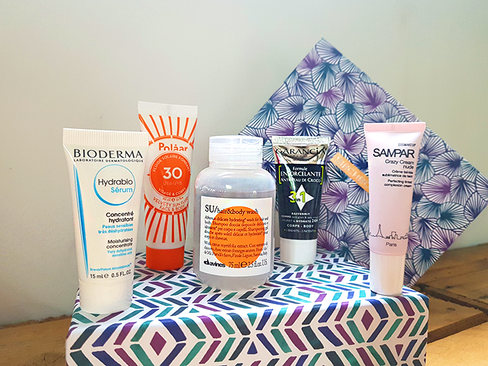 01 COMBAT DES BOX JUIN BIRCHBOX MY LITTLE BOX BLOG NIMOISE