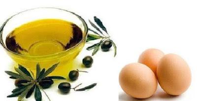 Cách làm đẹp da mặt bằng trứng gà và dầu oliu