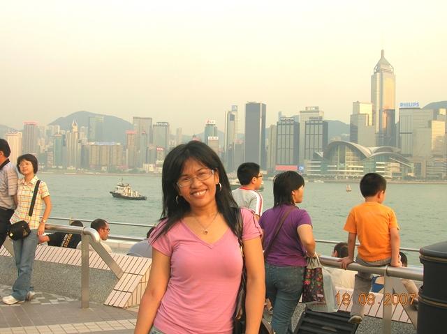Tsim Sha Tsui Hongkong