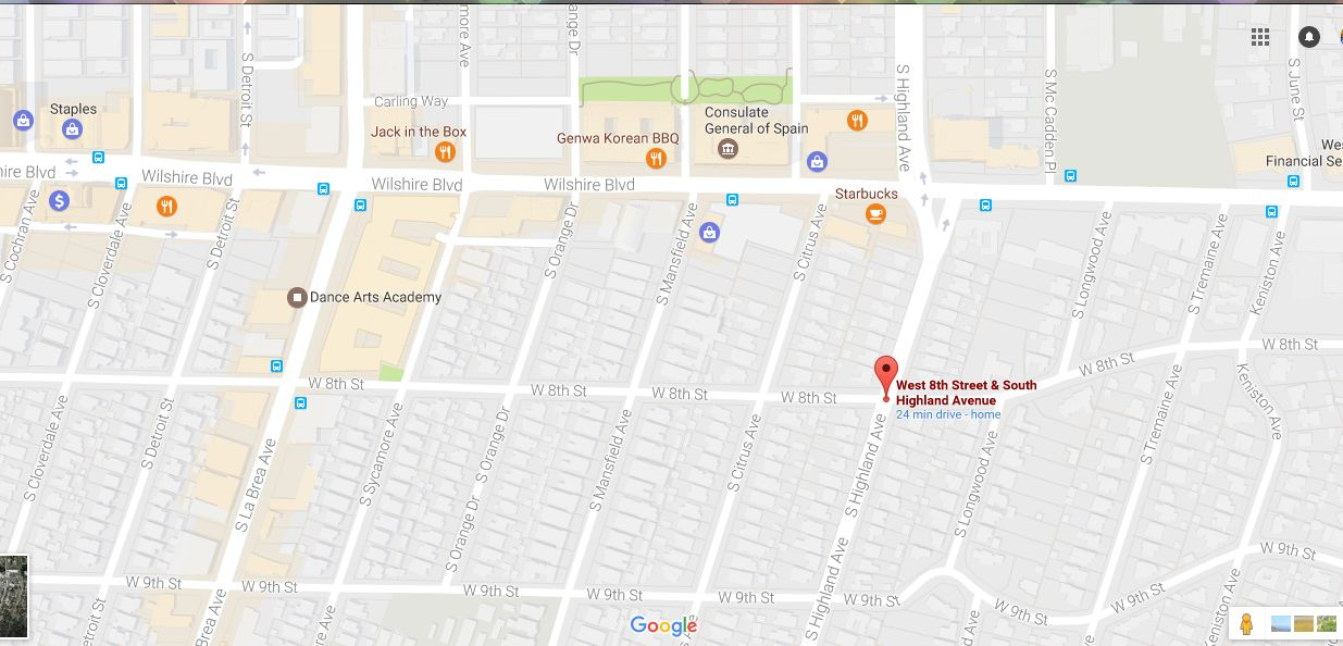 Ballet With Leigh - Los Angeles: Additional parking at Dance Arts ...