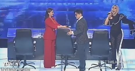 The Judges Of Pilipinas Got Talent On The Second Night Of PGT-Live
