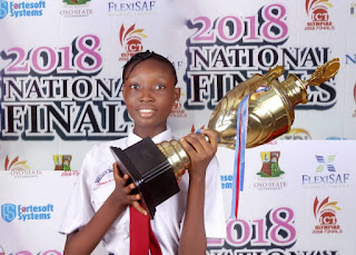 Livingstone College Emerged Winner of 2018 National ICT Olympiad Competition
