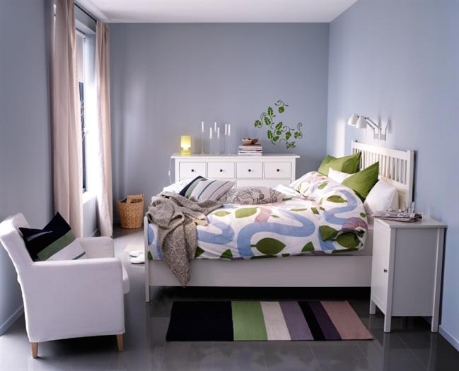 Knesting IKEA Inspiration Simple IKEA bedroom makeover