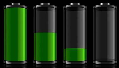 Baterai, Android, Hp, Ponsel