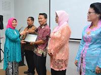 Pemkab Sleman Ganjar  Penghargaan Pelestari Warisan Budaya