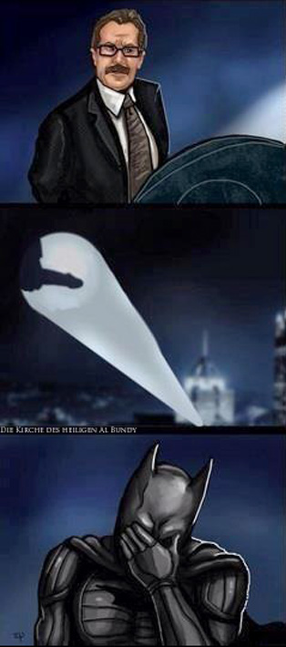 Witzige Kranke Bilder - Batman Facepalm lustig