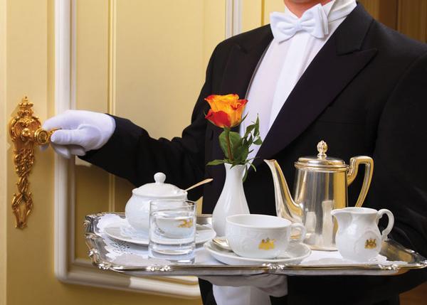 Room Service: Ooh La Frou Frou: INSPIRED