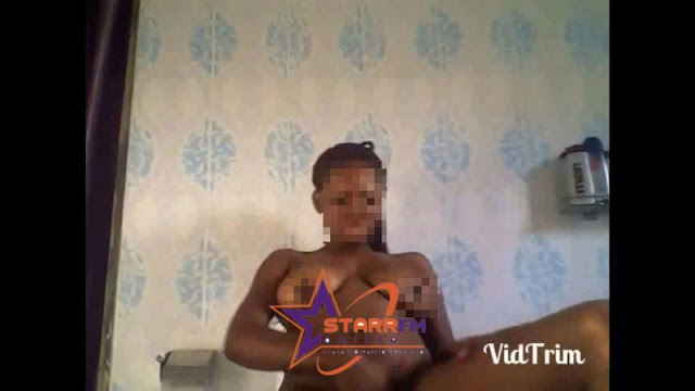 Sex videos of Sarah Kwablah Pop Up