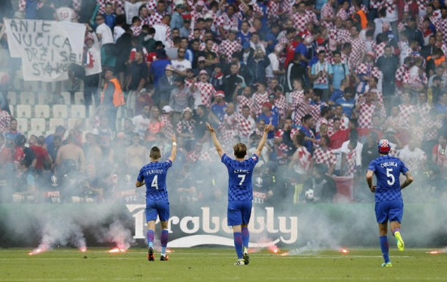 LIVE SCORE EURO: Ceko vs Kroasia, Prediksi, Hasil, Skor, Jadwal Piala Eropa 17 Juni  RCTI