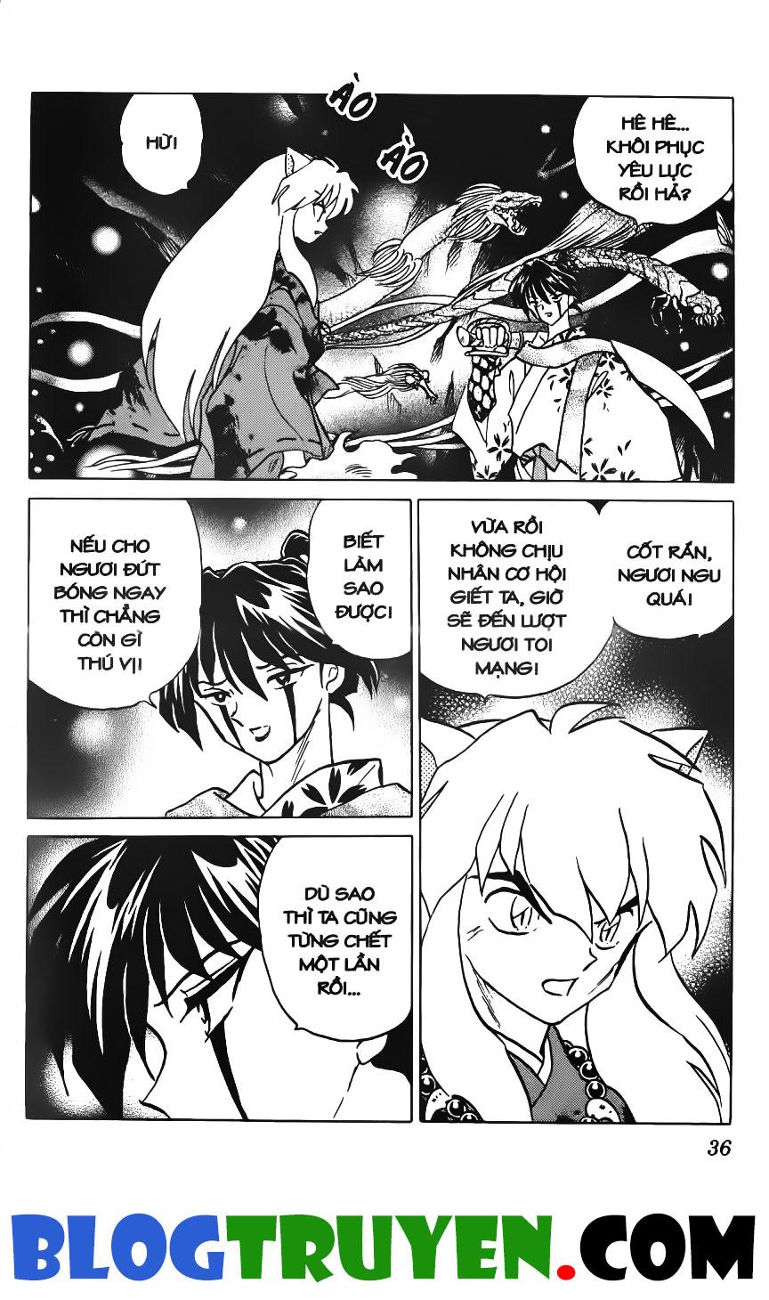 Inuyasha vol 28.2 trang 15