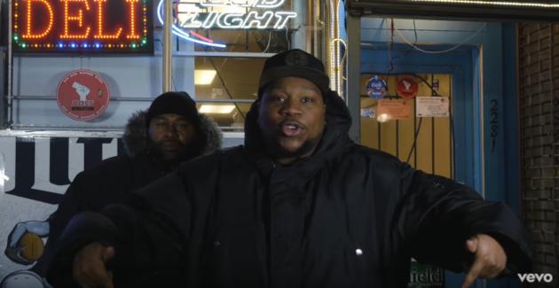 Video: Rapper Big Pooh ft. Dho Hooker – Corner Store Blues