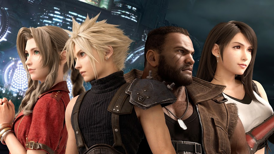 Final Fantasy 7 Remake Characters 4k Wallpaper 39