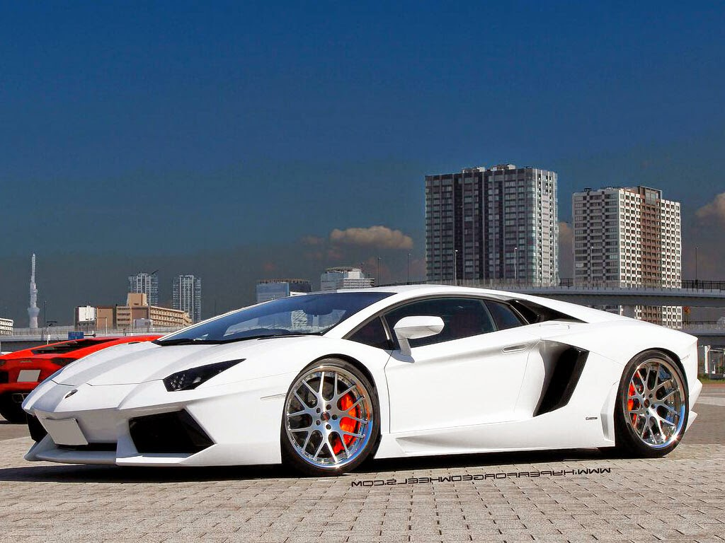 lamborghini aventador modified concept sport car design