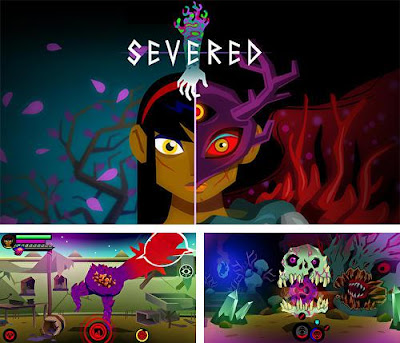 download game android severed apk mod gameplay data