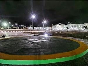 See Bishop Oyedepo's Mandate Estate (Photos)