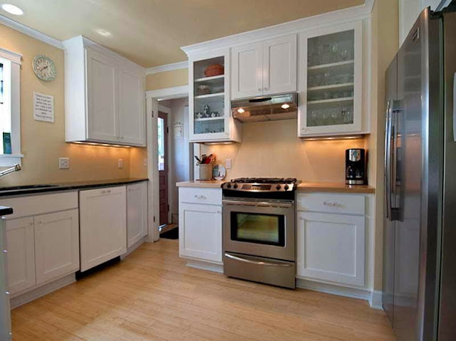 Choosing The Best Paint Kitchen Cabinets