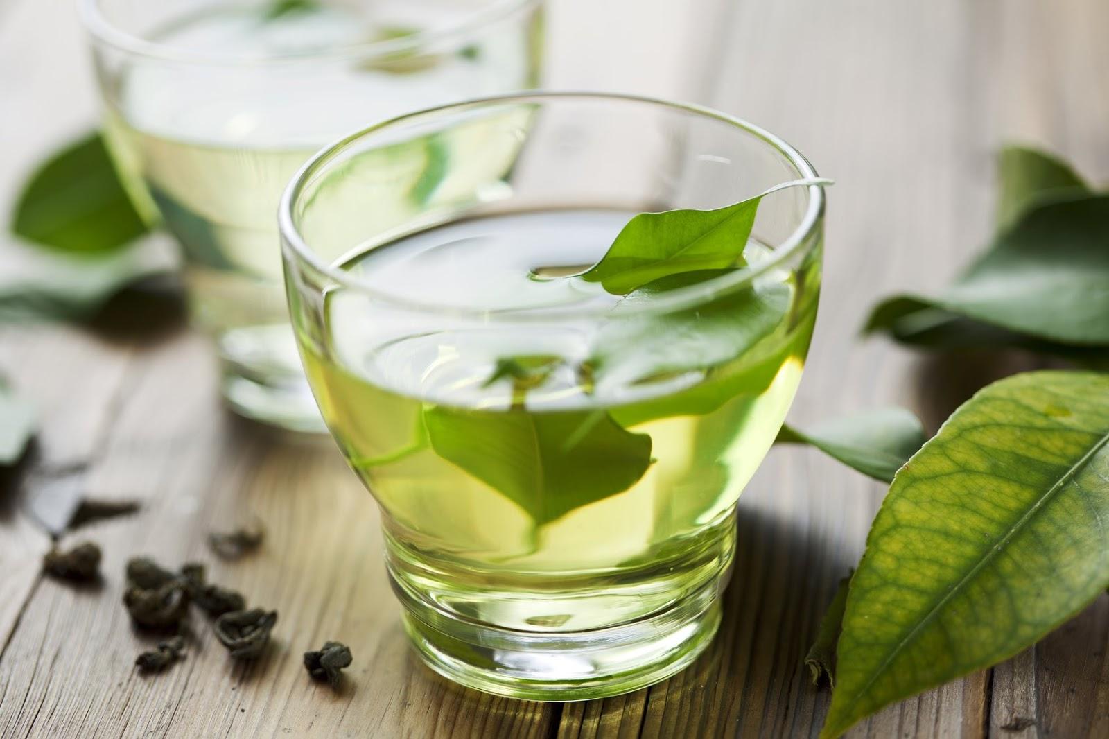 Best way to drink green tea