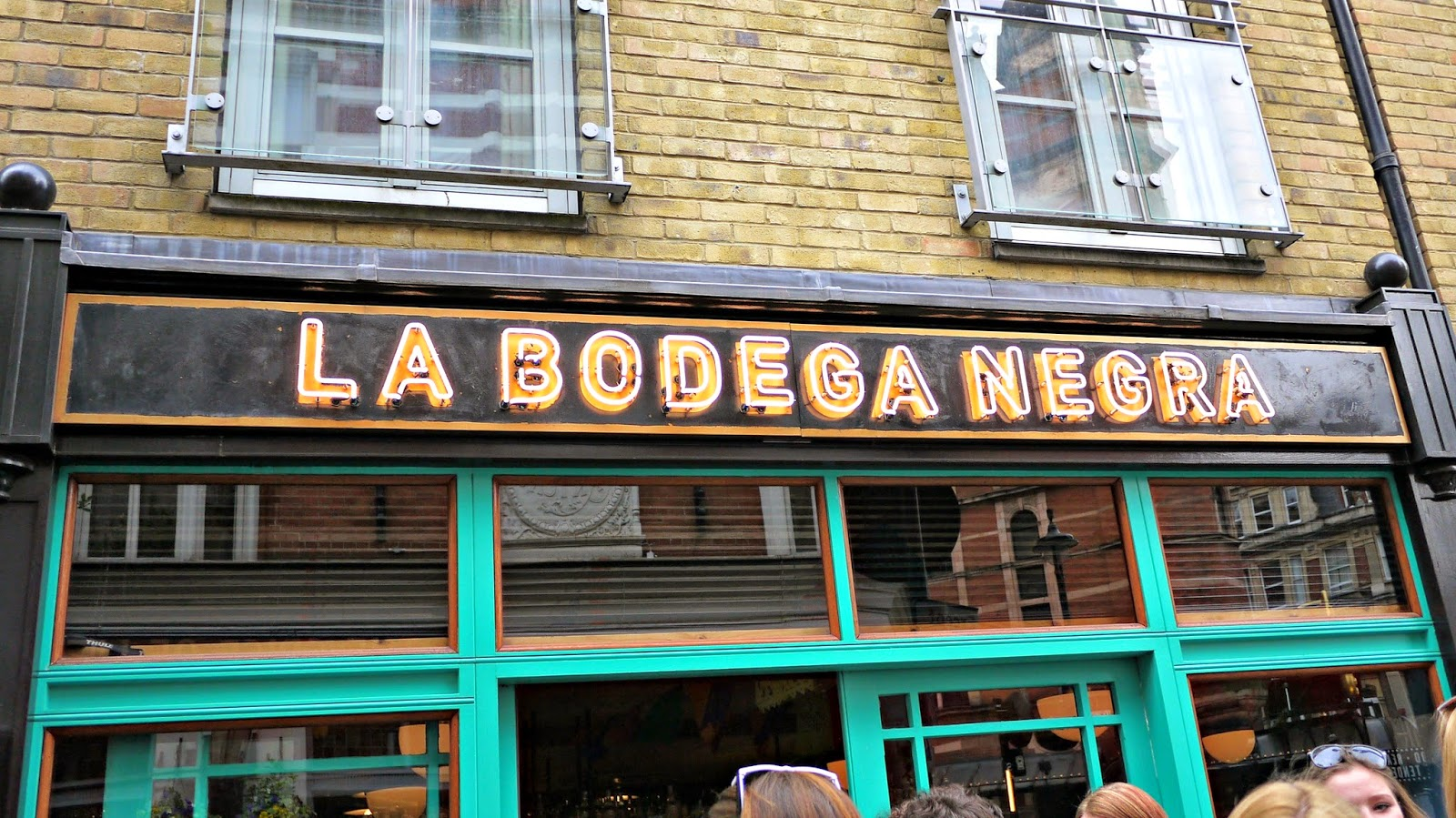 La Bodega Negra soho private party