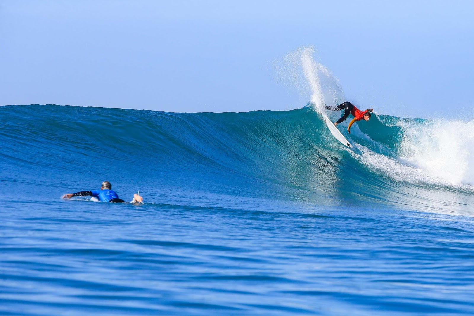 Nat Young Crowned in Morocco Pro Taghazout Bay Highlights