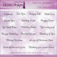 Divinity Designs Treat Tag Sentiments 3